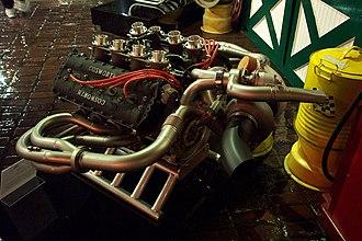 Cosworth DFV - Cosworth DFX