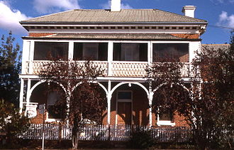 Mudgee - Lovejoy House