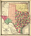 County map of Texas, and Indian Territory. LOC 2006629766.jpg