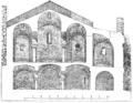 Coupe de l'abbatiale de Saint-Martin du Canigou par Jean-Auguste Brutails.png