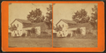Couple sitting in front of their home, Waterloo, Iowa, by Hickox & Co..png