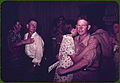 Couples at square dance. McIntosh County, Oklahoma, 1939 or 1940.jpg