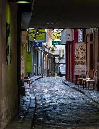 Faubourg Saint-Antoine - Passage du Chantier