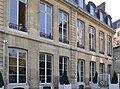 Courtyard of Hôtel de Bourvallais 001.JPG