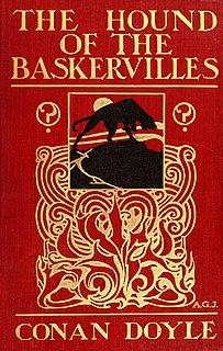 <i>The Hound of the Baskervilles</i> Crime novel by Arthur Conan Doyle