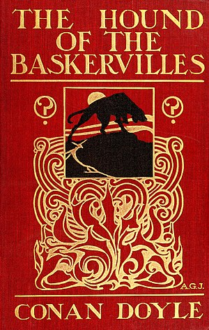 Cover (Hound of Baskervilles, 1902)