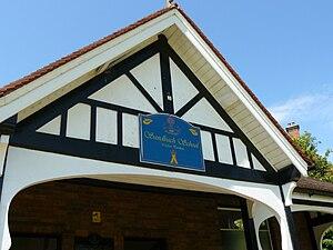 Sandbach School - Sandbach School Cricket Pavilion