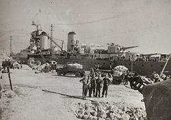 Suffren, Toulon, 21-09-1945