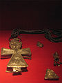 Cross on a Viking necklace (Sweden).jpg