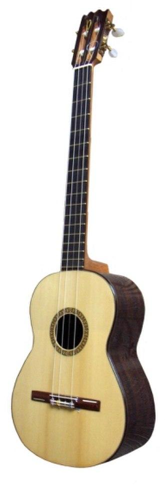 Cuatro (instrument) - Venezuelan Concert Cuatro