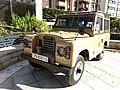 Cuerpo Nacional de Policía (España), automóvil Land Rover Santana 88 Especial, CPN 8001 S (44903449472).jpg