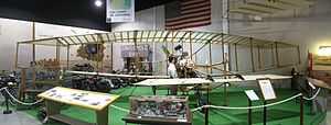 AEA June Bug - Modern operational replica of the June Bug in the Glenn H. Curtiss Museum in Hammondsport, New York