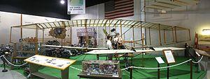 AEA June Bug - Modern operational replica of the June Bug in the Glenn H. Curtiss Museum in Hammondsport, New York