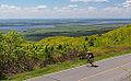 Cycling, Gatineau Park (10105786046).jpg