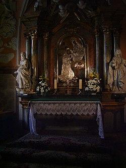 Kaplica św. Antoniego z Padwy, ołtarz