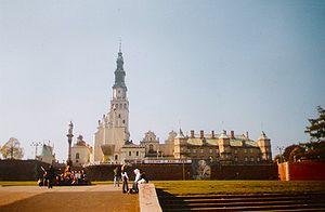 Roman Catholic Archdiocese of Częstochowa - Bazylika Jasnogórska Wniebowzięcia (Bright Hill Monastery)