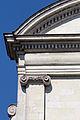 Détail de la façade de l'église Saint-Étienne (sud), Rennes, France.jpg