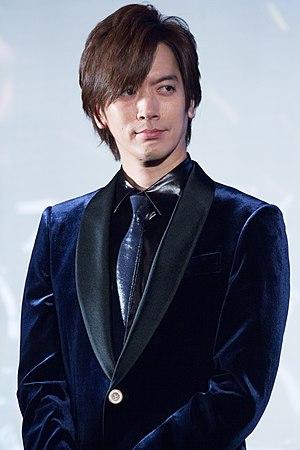 Daigo (musician) - Image: DAIGO Naito