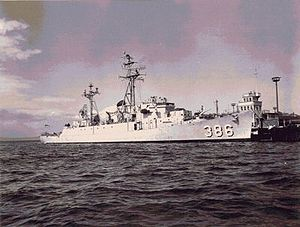 DER-386 mid1950s