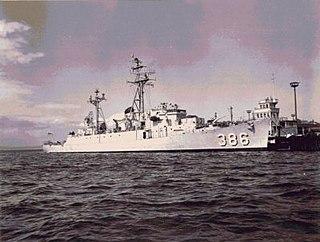 USS <i>Savage</i> (DE-386)