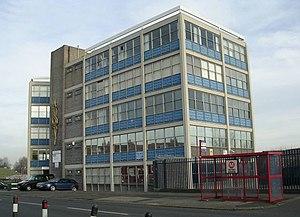 Driving Standards Agency - A DSA test centre in Harehills, Leeds.