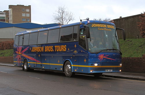 Johnson Brothers Tours