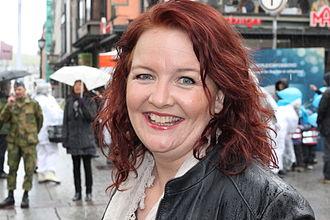 Dagrun Eriksen - Image: Dagrun Eriksen Foto