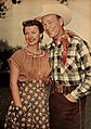 Dale Evans and Roy Rogers, 1953.jpg