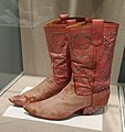 Dale Evans pink sparkly cowboy boots.jpg