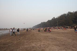 Daman, Daman and Diu - Daman Beach