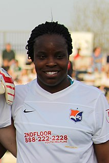 Danesha Adams association football player