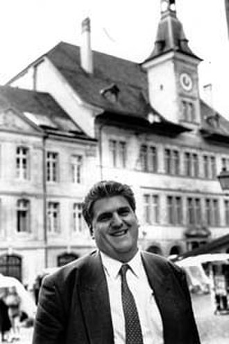 European Green Party - In 1979, Daniel Brélaz became the world first green member of a national parliament (Switzerland).