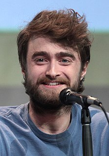 Daniel Radcliffe English actor and producer