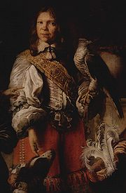 Crimean falconer of King John II Casimir (1664)