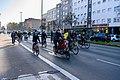 Danke Tegel und Tschüß, Fahrraddemo und Kundgebung in Pankow, Berlin, 08.11.2020 (50584570592).jpg