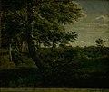 Dankvart Dreyer - Ørsbjerg Forest at Aarup, Funen - KMS3859 - Statens Museum for Kunst.jpg