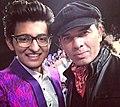 Darshan Raval with Mohit Chauhan.jpg