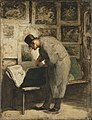Daumier - The Print Collector, c. 1860.jpg