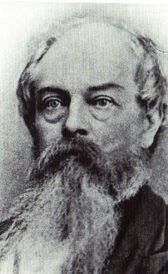 History of the University of North Georgia - David W. Lewis was the first president of UNG (1873-1885)