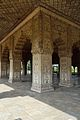 Decorative Pillars and Arches - Diwan-i-Khas - Red Fort - Delhi 2014-05-13 3272.JPG