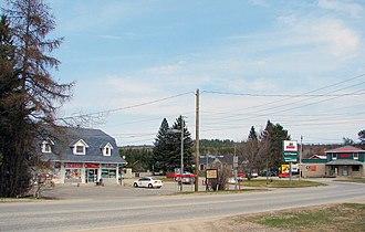 Déléage, Quebec - Image: Deleage QC