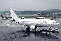 Delta Air Lines Airbus A310-221; N805PA@ZRH, November 1991 (5695392869).jpg