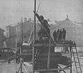 Demontaż pomnika Jana Kilińskigo plac Krasińskich marzec 1942.jpg