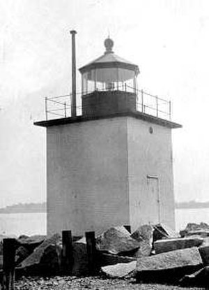 Derby Wharf Light - US Coast Guard photo