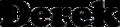 Derek TV series logo.png