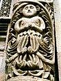 Detalle en columna, Iglesia San Lorenzo, Potosí, Bolivia - panoramio.jpg