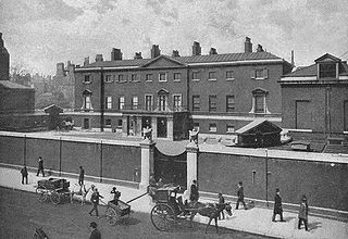house in London demolished in 1924