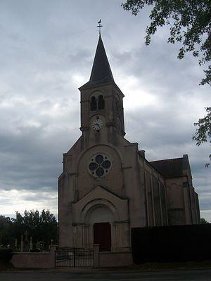 Devrouze - Image: Devrouze Church 3