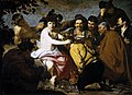 Diego Velázquez - The Triumph of Bacchus (Los Borrachos, The Topers) - WGA24375.jpg