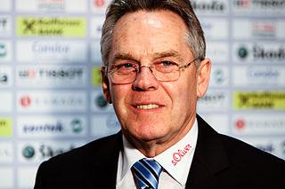 Dieter Kalt Sr. Austrian ice hockey player